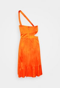 BCBGMAXAZRIA - EVE SHORT DRESS - Cocktailjurk - open orange - 1