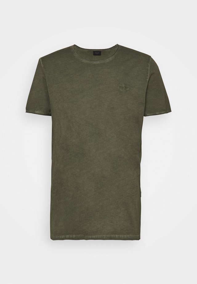 CLARK - T-shirt basic - dark green