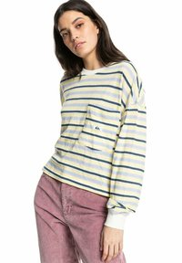 Quiksilver - HIGH HERITAGE - Long sleeved top - chardonnay high heritage - 3