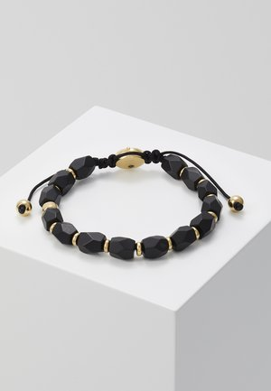 BEADS - Armband - black