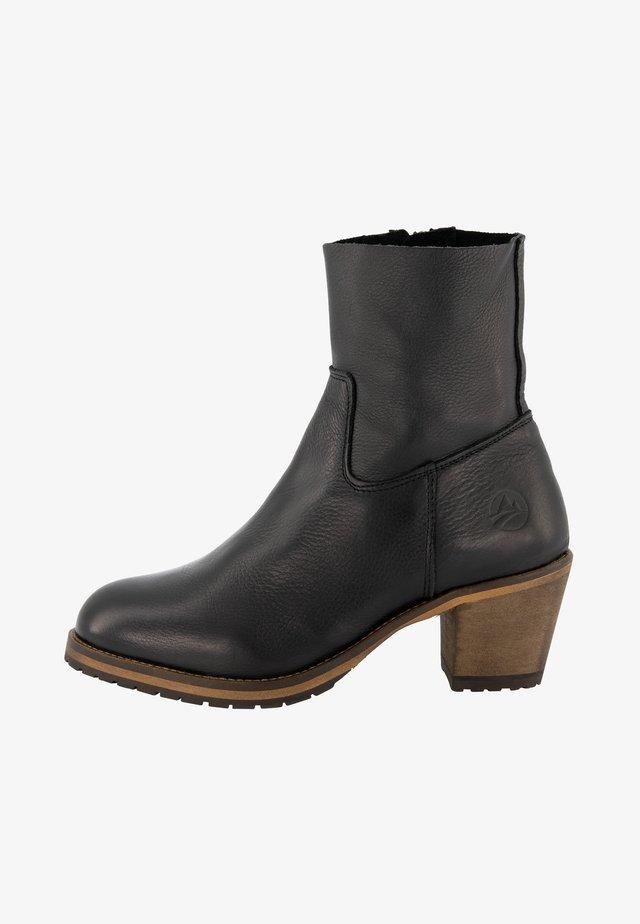 BORDEAUX - Korte laarzen - black