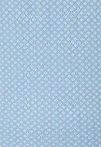 Libertine-Libertine - ATTACK - Triko spotiskem - sky blue grid - 2