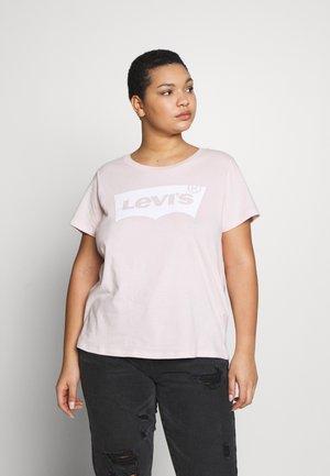PERFECT TEE - T-shirts med print - peach blush