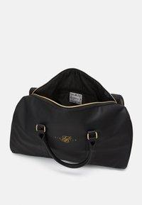 SIKSILK - HOLDALL - Weekend bag - black - 2