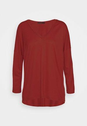 VENJA - Bluzka z długim rękawem - rot