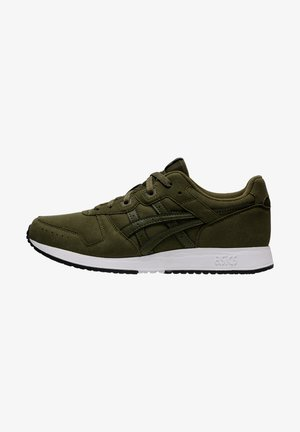 Sneaker low - smog green/black