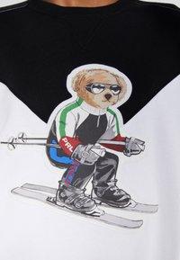 Polo Ralph Lauren - SEASONAL - Sweatshirt - black/white - 7