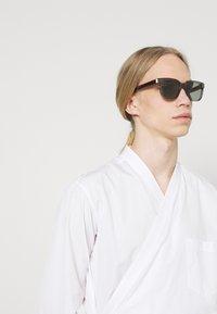 Dunhill - UNISEX - Sunglasses - grey - 0
