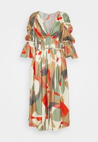 Cult Gaia - ANYSIA DRESS - Maxi šaty - light lava - 3