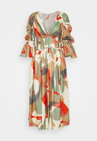 Cult Gaia - ANYSIA DRESS - Maxi dress - light lava - 0