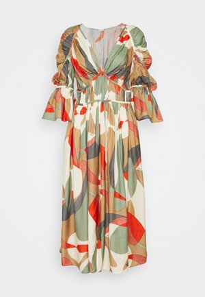 ANYSIA DRESS - Maxi dress - light lava