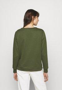 GAP - Mikina - army jacket green - 2