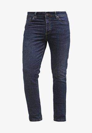 Jean slim - dark blue denim
