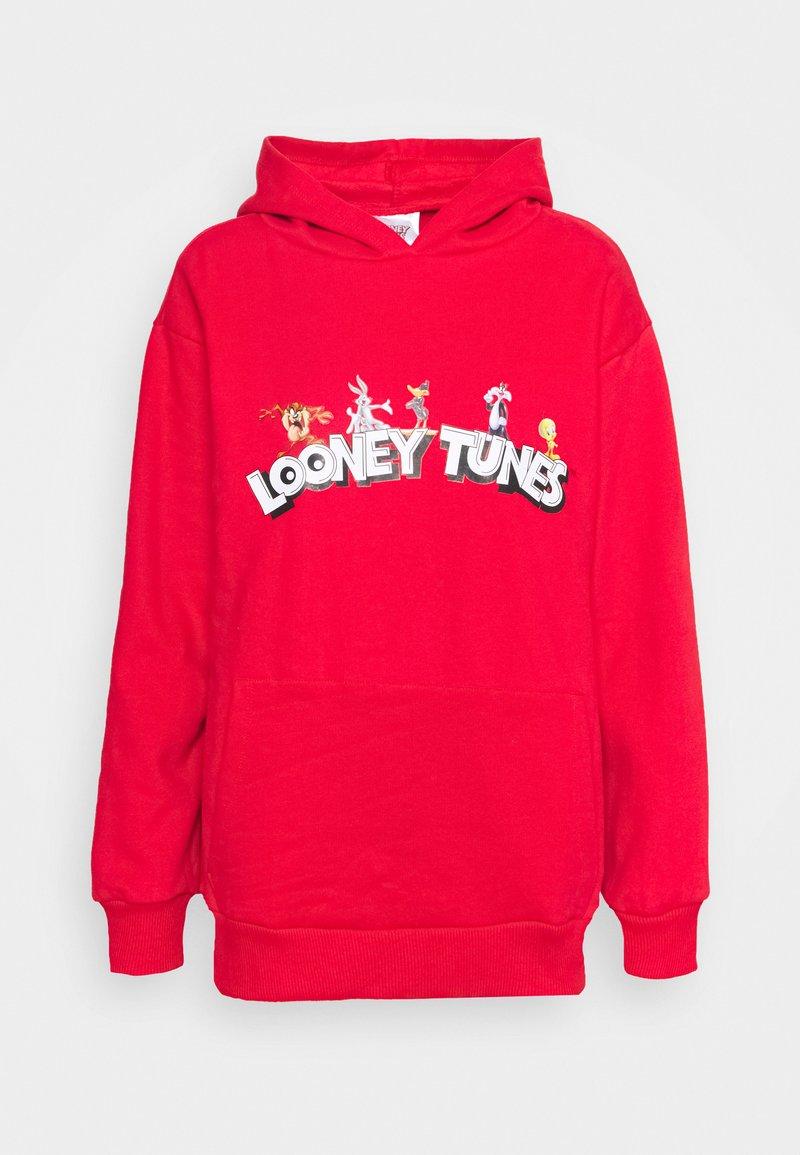 Trendyol - Sweatshirt - red