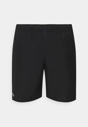 TENNIS SHORT - Sports shorts - black/white