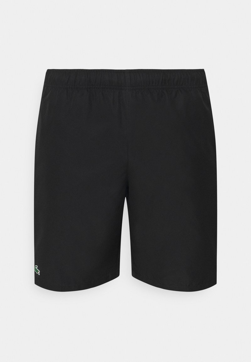 Lacoste Sport - TENNIS SHORT - Korte broeken - black/white