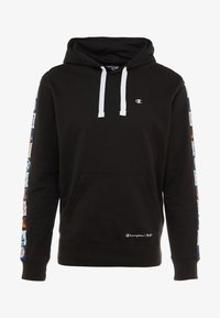 Champion - MLB MULTITEAM HOODED - Sweat à capuche - black - 4