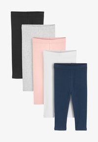 Next - 5 PACK  - Leggings - pink - 0
