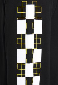 Night Addict - UNISEX RILEY - Long sleeved top - black - 2