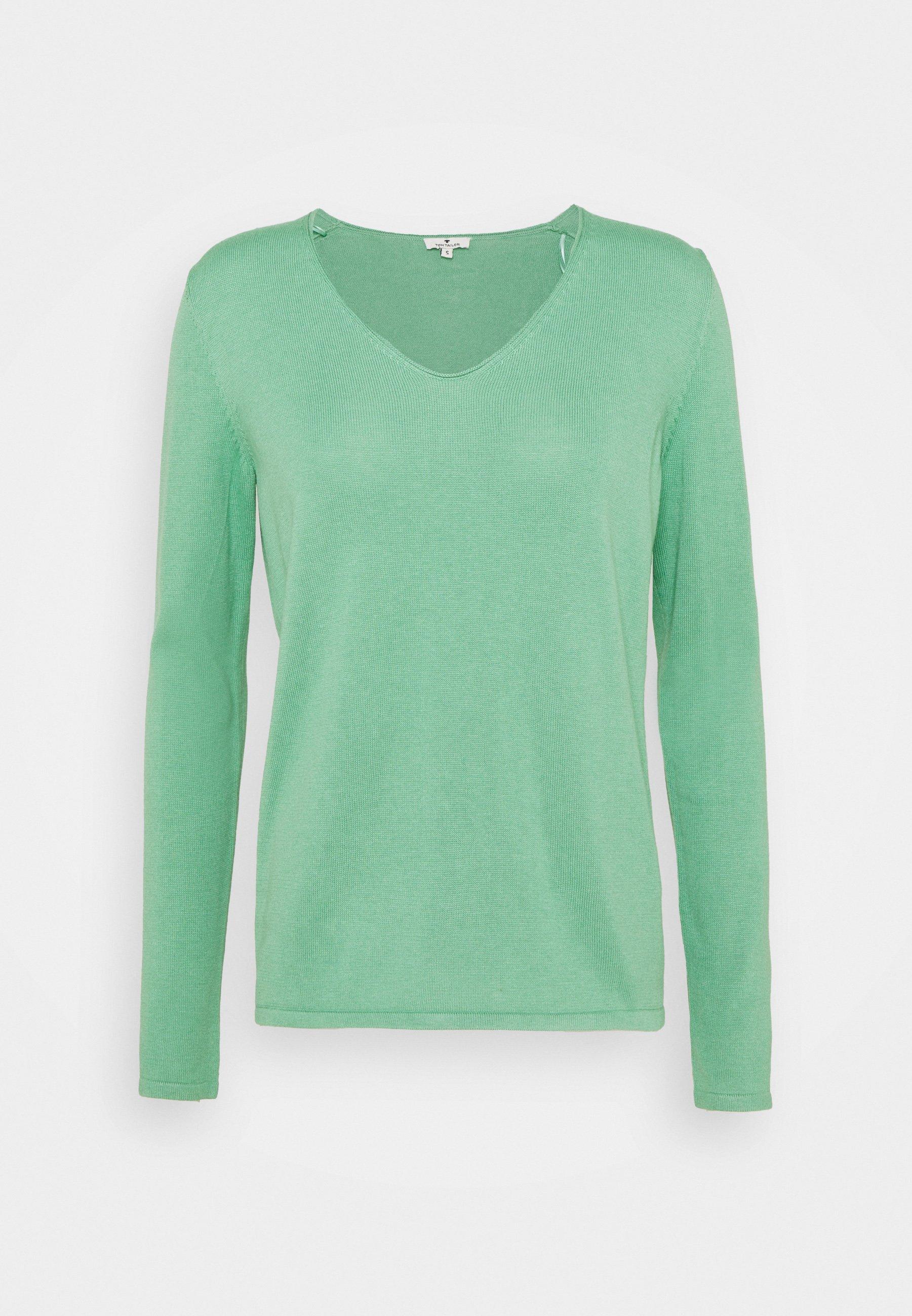 Femme BASIC V-NECK - Pullover