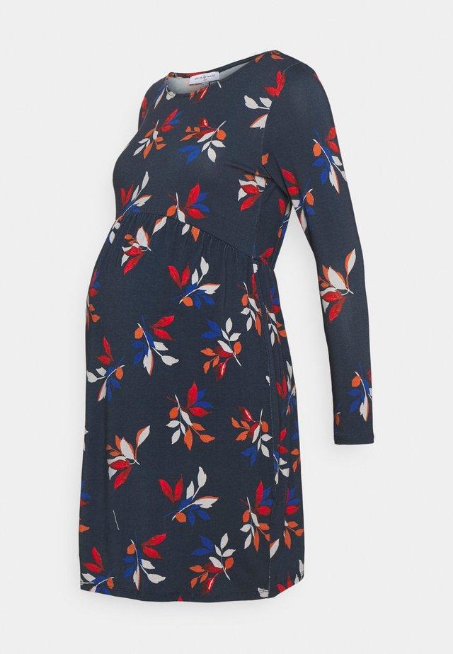 LOLITA - Jersey dress - blue