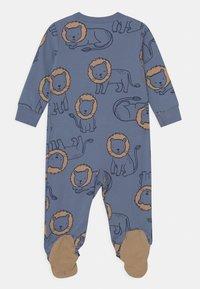 Carter's - INTLKSNP BLULION - Sleep suit - blue - 1