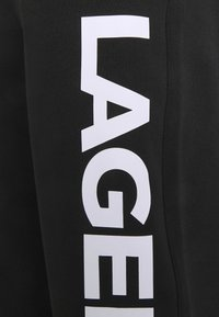 KARL LAGERFELD - PANTS - Teplákové kalhoty - black - 6