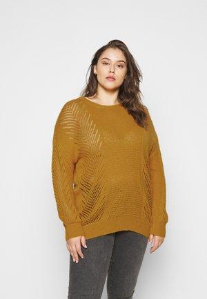 CARROSE - Jumper - golden yellow