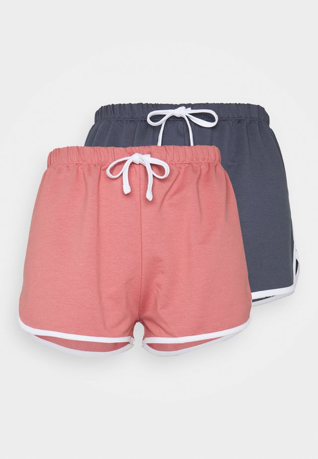 2 PACK - Shorts - fume