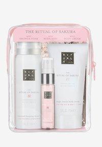 Rituals - BEAUTY TO GO - SAKURA POUCH - Bath and body set - - - 0