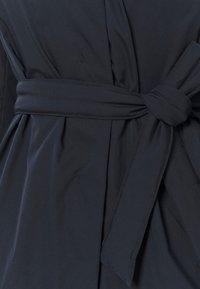 WEEKEND MaxMara - EGUALE - Kabát zprachového peří - blau - 3