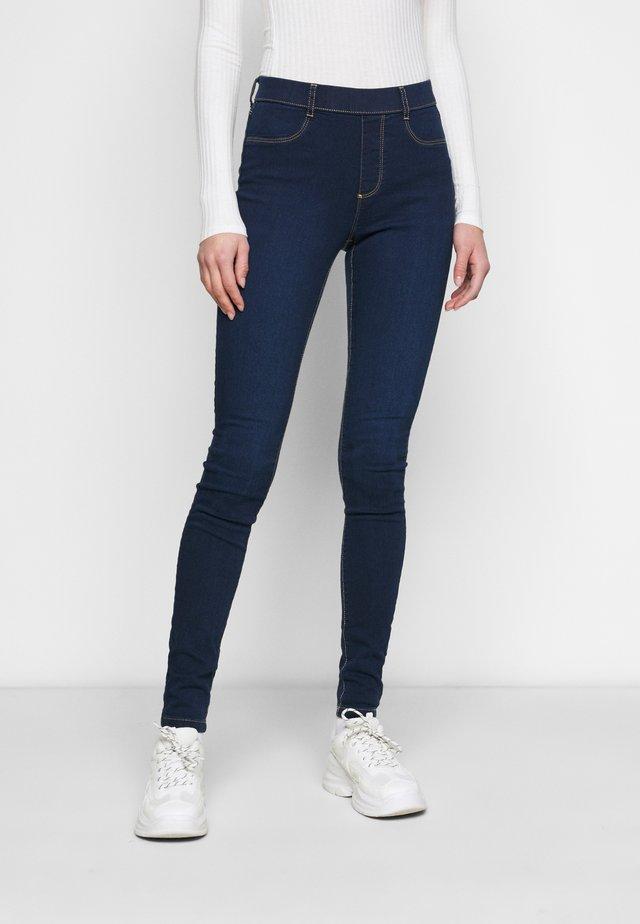 EDEN - Skinny džíny - indigo