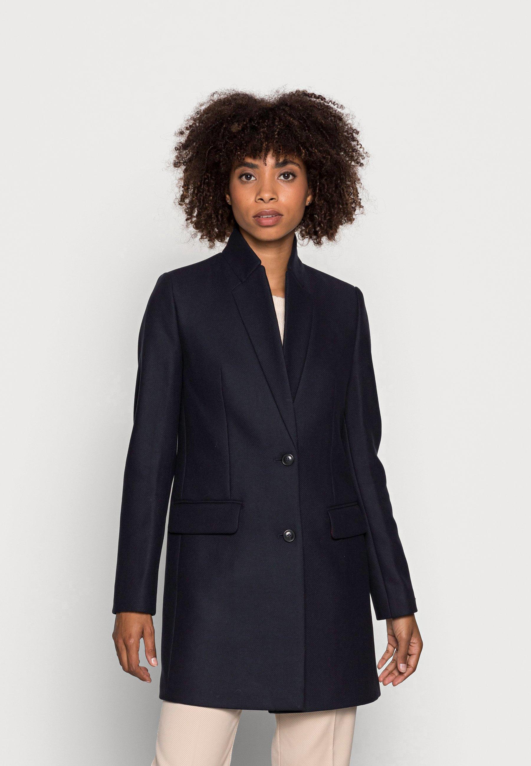 Women BLEND HIP LENGTH COAT - Classic coat
