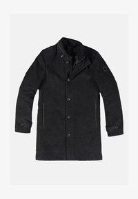 Engbers - Classic coat - schwarz - 4