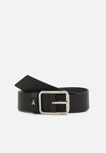 BASIC BELT - Belt - nero