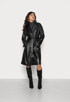 ELOISE COAT - Abrigo clásico - black
