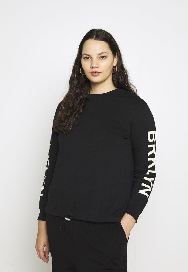 VMCALI CURVE - Sweatshirt - black