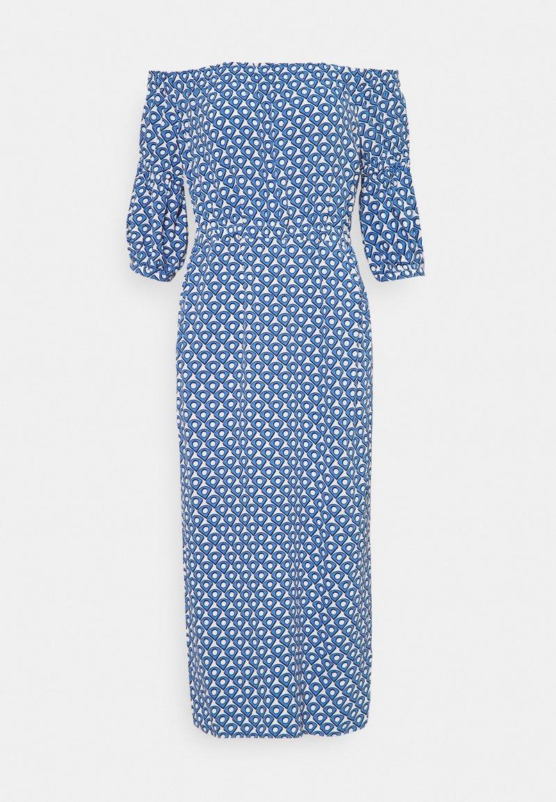 Diane von Furstenberg - GENEVA - Vapaa-ajan mekko - fun club small blue