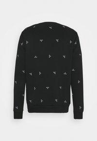 Holzweiler - RAINBOW HANGER  - Sweatshirt - black - 7