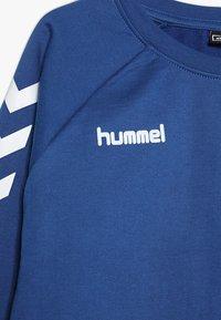 Hummel - HMLGO  - Sweatshirt - true blue - 3