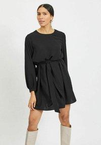 Vila - VISURASHA  - Day dress - black - 0