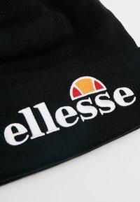 Ellesse - POM POM BEANIE - Čepice - black - 4