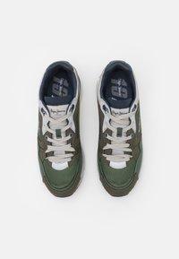 Pepe Jeans - X20 MONOCHROME  - Sneakers - khaki green - 3
