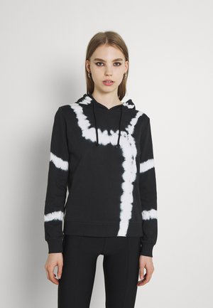 JDYODA LIFE TIE DYE - Sweater - black