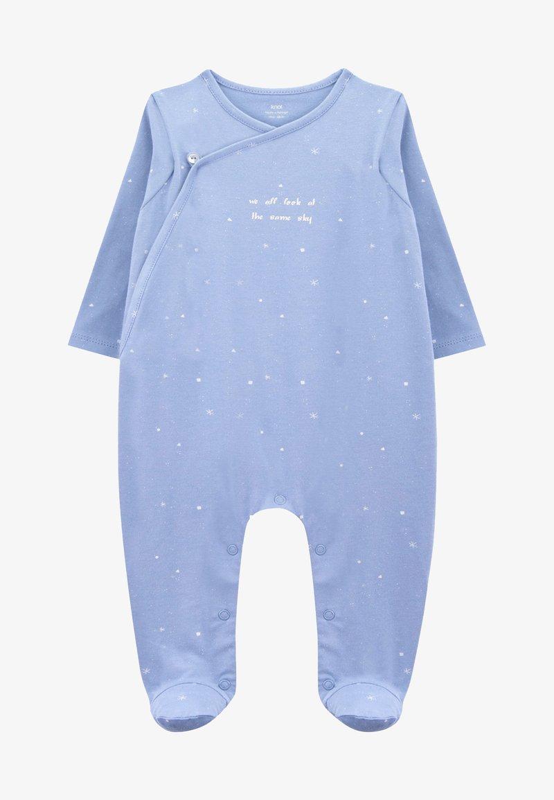 Knot - Sleep suit - blue