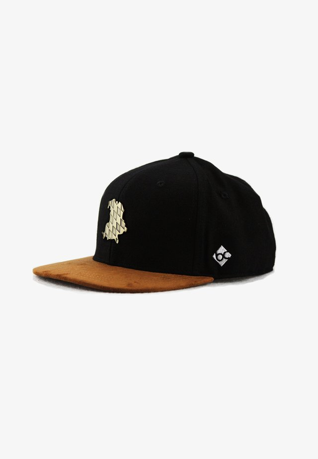 FREISTAAT - Cap - schwarz