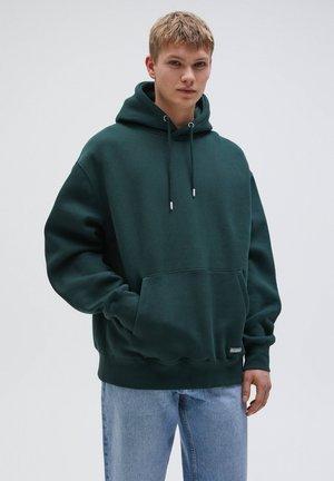 Luvtröja - dark green