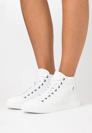 NEW SALZBURG  - High-top trainers - white