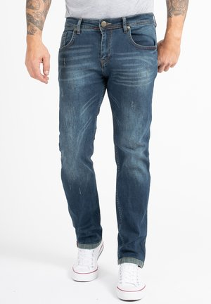IR-504 - Straight leg jeans - blau