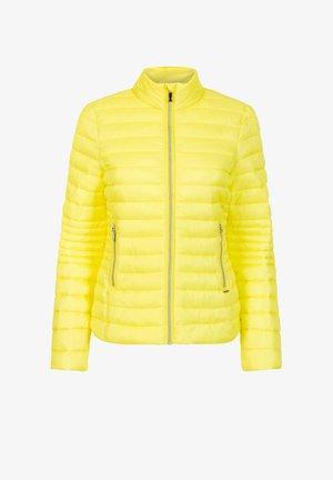 CASSIE - Winter jacket - soft yellow